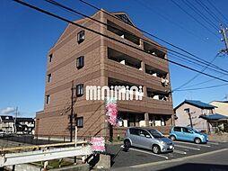 愛知県名古屋市中川区戸田5の賃貸マンションの外観