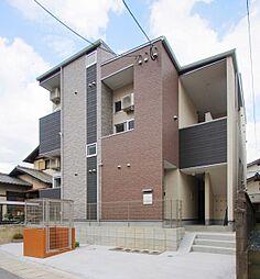 福岡県福岡市博多区板付7丁目の賃貸アパートの外観