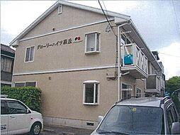 静岡県浜松市中区萩丘3丁目の賃貸アパートの外観
