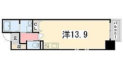 ライフタウンIII[506号室]の間取り