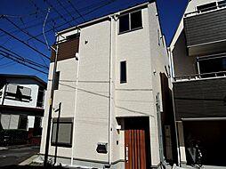 [一戸建] 東京都立川市高松町1丁目 の賃貸【/】の外観