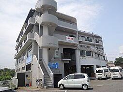 神奈川県川崎市麻生区下麻生3丁目の賃貸マンションの外観