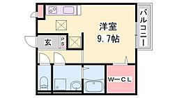平松駅 5.3万円