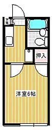 マイタハイム[1階]の間取り