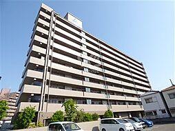 兵庫県明石市硯町3丁目の賃貸マンションの外観