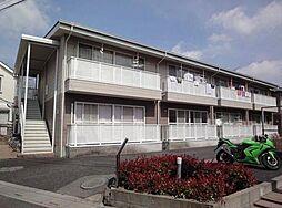ヴィアーレヤマザキA[103号室]の外観