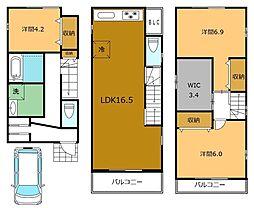 東野田4丁目 新築戸建