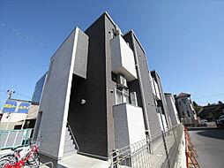 愛知県名古屋市北区辻本通1丁目の賃貸アパートの外観