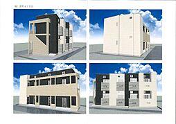 仮)麦野メゾネットアパート[2階]の外観