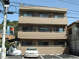 東京都八王子市高尾町の賃貸マンションの外観
