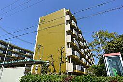 男山第4住宅314棟[5階]の外観