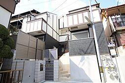 ざ・してぃ六甲山手5[1階]の外観