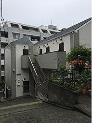 神奈川県横浜市神奈川区片倉2丁目の賃貸アパートの外観