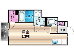 雑餉隈駅 4.2万円