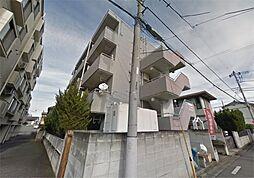 東京都八王子市元横山町3丁目の賃貸アパートの外観