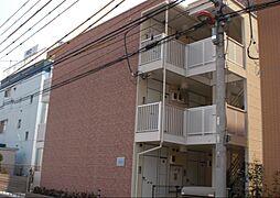 神奈川県川崎市多摩区長尾3丁目の賃貸マンションの外観