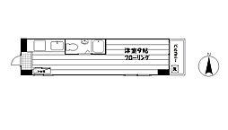 三田桜台第3コーポ[309号室]の間取り