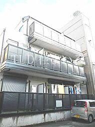 シティパル赤羽[3階]の外観