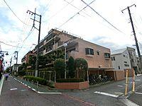 外観(パームハイツ南浦和弐番館 外観。)