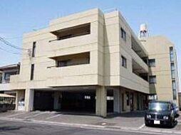 岡山県岡山市中区高屋の賃貸マンションの外観