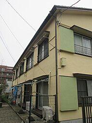 神奈川県川崎市高津区末長4丁目の賃貸アパートの外観