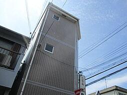 大阪府門真市島頭4丁目の賃貸マンションの外観
