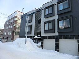 ソティーヌN24[2階]の外観