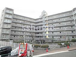 六甲桜ケ丘ハイツ[206号室]の外観
