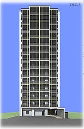 MODENA Finest[3階]の外観
