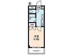 グローイングシティー大和田[4階]の間取り