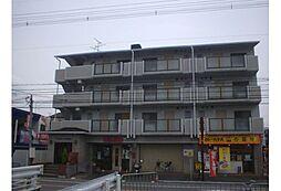 京都府宇治市伊勢田町中ノ田の賃貸マンションの外観