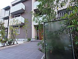 アルビレオA棟[302号室]の外観