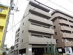 愛媛県松山市立花6丁目の賃貸マンションの外観
