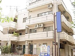 東京都板橋区高島平4丁目の賃貸マンションの外観