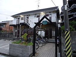 ソレアード藤江[2階]の外観