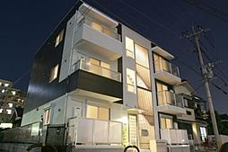福岡県福岡市中央区草香江1丁目の賃貸アパートの外観