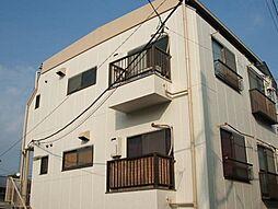 メゾンワンウッド[3階]の外観
