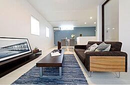 当社モデルハウス ご家族のスタイルに合った住まいをご提案します。プランや資金のご相談も、お気軽に。