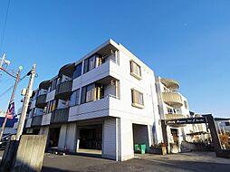 アメニティコウヤマ第8ガーデン[1階]の外観