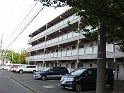 不動ケ丘ハイツ[2階]の外観