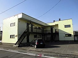 第2タウンマンション[1階]の外観