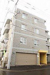 北海道札幌市南区澄川二条2丁目の賃貸マンションの外観