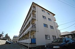 長栄ビル[3階]の外観