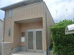 兵庫県尼崎市塚口町5丁目の賃貸アパートの外観