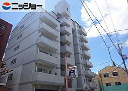 ハウス徳川[6階]の外観
