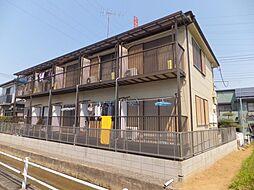 ミヤ・クレール百草[203号室]の外観