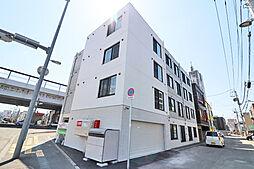ELLE南麻生(リアプロ)[4階]の外観
