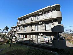 千葉県千葉市若葉区みつわ台1丁目の賃貸マンションの外観