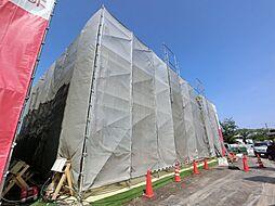 千葉県香取市佐原ホの賃貸アパートの外観