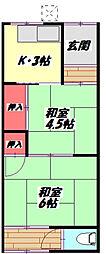 守口駅 1.5万円